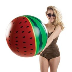 Big Mouth Inc. 20-inch Giant Watermelon Beach Ball