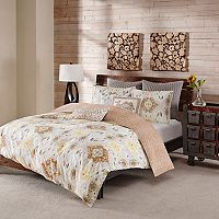 INK+IVY 3-piece Nia Comforter Set