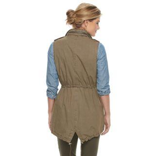 Women's Levi's Fishtail Anorak Vest