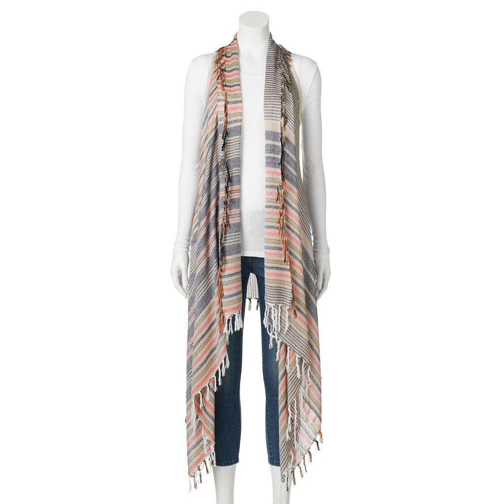 SONOMA Goods for Life™ Runner Striped Vest