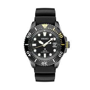 Seiko Men's Prospex Solar Dive Watch - SNE441