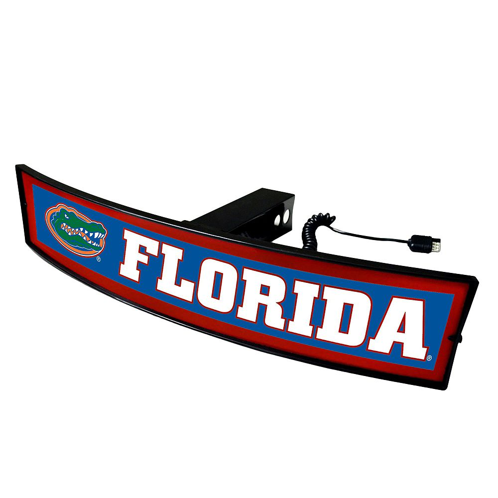 FANMATS Florida Gators Light Up Trailer Hitch Cover