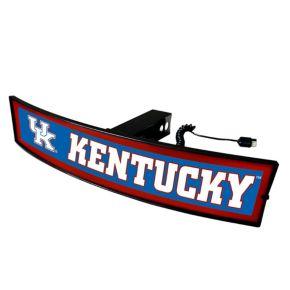FANMATS Kentucky Wildcats Light Up Trailer Hitch Cover
