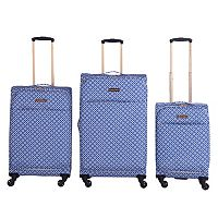 Jenni Chan Aria Stars Spinner Luggage