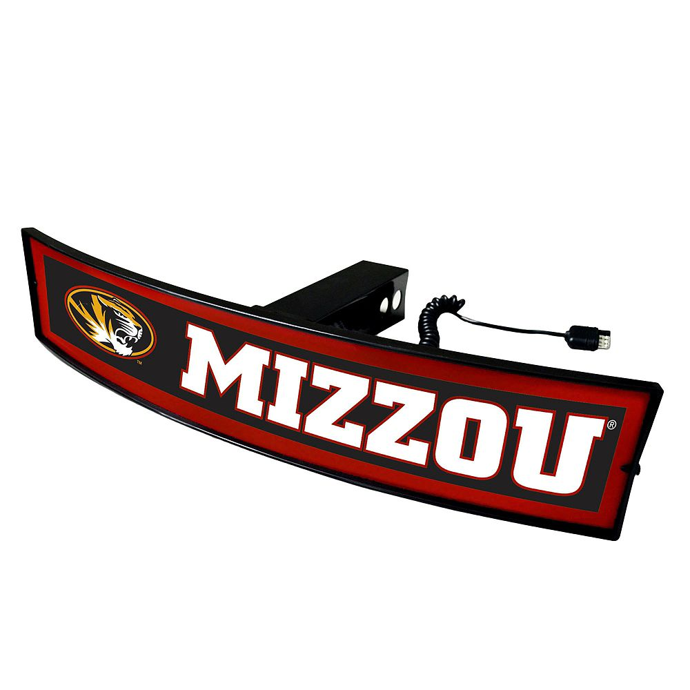 FANMATS Missouri Tigers Light Up Trailer Hitch Cover