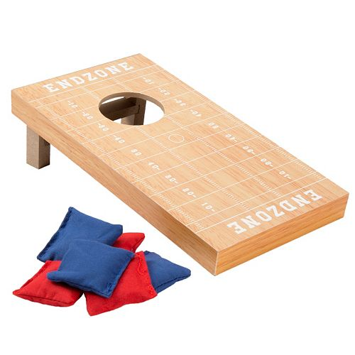 Hey! Play! Tabletop Cornhole Football Game
