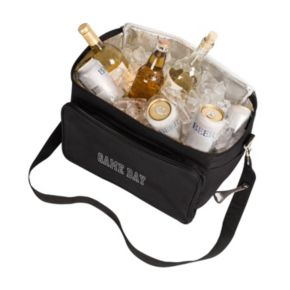 Cathy's Concepts Game Day Tailgate Cooler with Grill Tool Set