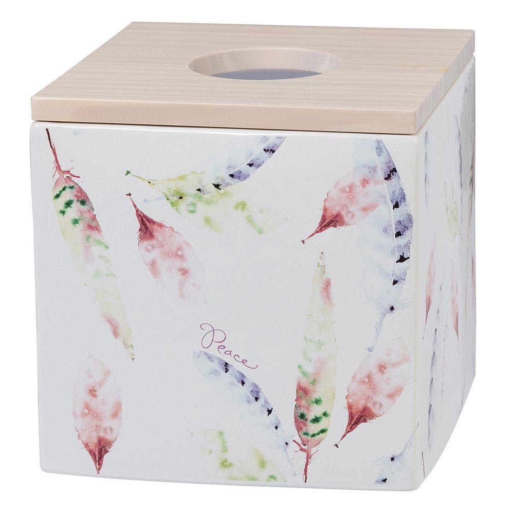 Kathy Davis Daydream Ceramic Tissue Holder