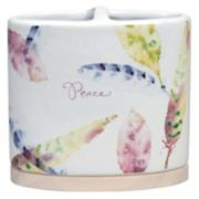 Kathy Davis Daydream Ceramic Toothbrush Holder