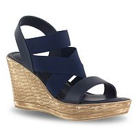 Tuscany by Easy Street Felisa Women's Wedge Sandals