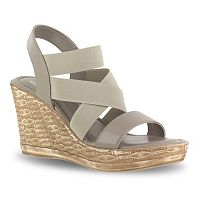 Tuscany by Easy Street Felisa Women's Wedge Sandals