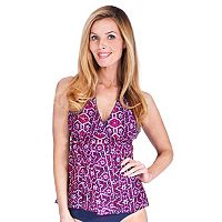 Women's Mazu Swim Mosaic Halterkini Top