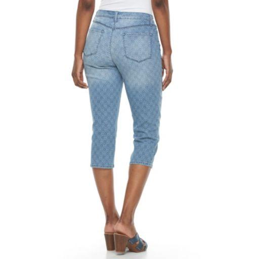 Women's Gloria Vanderbilt Jordyn Capri Jeans