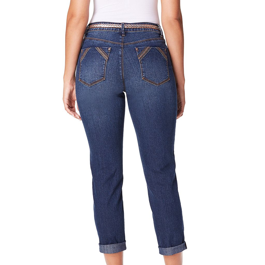 Women's Gloria Vanderbilt Stefania Slim Fit Ankle Jeans