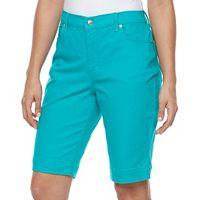Women's Gloria Vanderbilt Amanda Bermuda Shorts