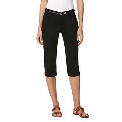 Women's Gloria Vanderbilt Anita Curvy Fit Career Capris