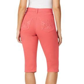 Women's Gloria Vanderbilt Amanda Skimmer Pants