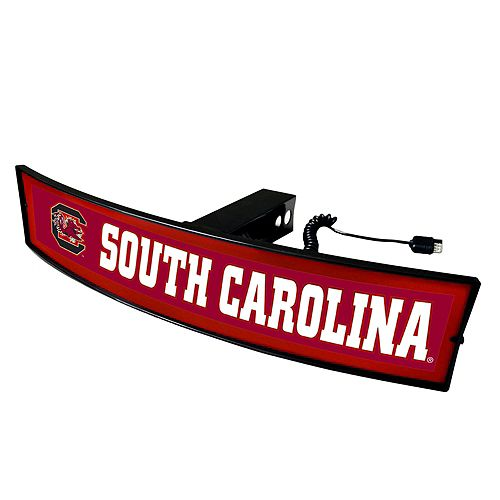 FANMATS South Carolina Gamecocks Light Up Trailer Hitch Cover