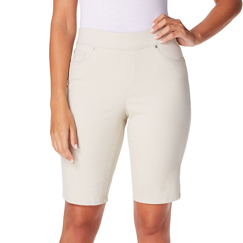 Women's Gloria Vanderbilt Avery Bermuda Shorts