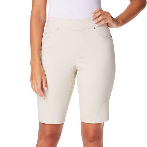 Women's Gloria Vanderbilt Avery Bermuda Shorts