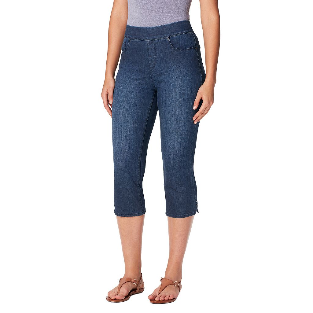 Women's Gloria Vanderbilt Avery Straight-Leg Capris
