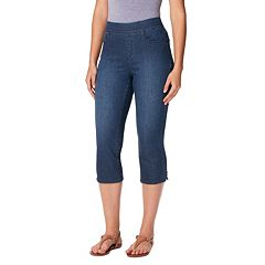 Women's Gloria Vanderbilt Avery Straight-Leg Capris