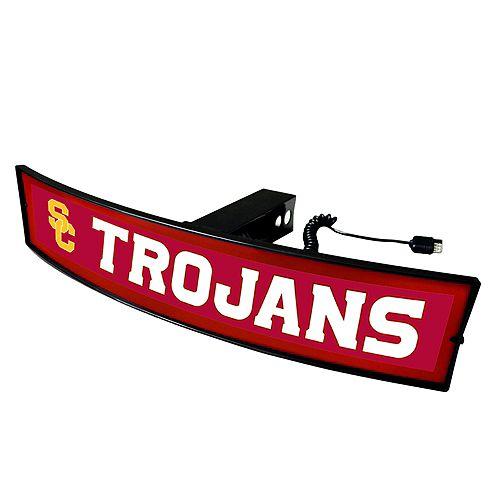 FANMATS USC Trojans Light Up Trailer Hitch Cover