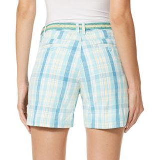 Women's Gloria Vanderbilt Yvonne Twill Shorts