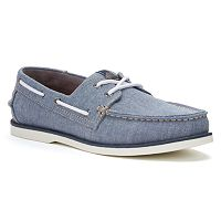 SONOMA Goods for Life™ Men's Lace-Up Boat Shoes