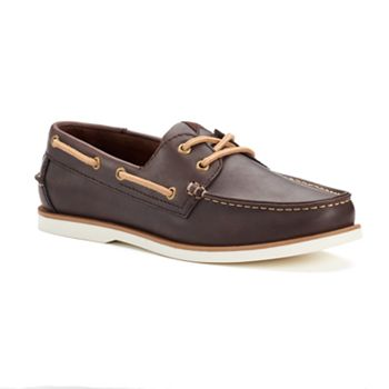 Sonoma Goods for Life Men's Boat Shoes
