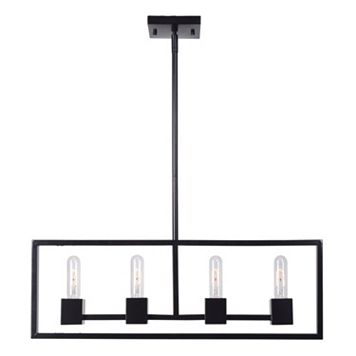 Kenroy Home Sunnyside 4-Light Ceiling Lamp