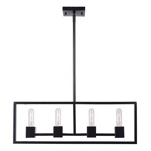 Kenroy Home Sunnyside 4-Light Ceiling Lamp