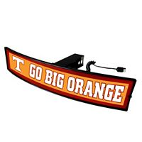 FANMATS Tennessee Volunteers Light Up Trailer Hitch Cover