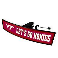 FANMATS Virginia Tech Hokies Light Up Trailer Hitch Cover