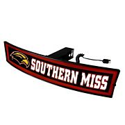 FANMATS Southern Miss Golden Eagles Light Up Trailer Hitch Cover