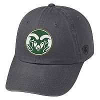 Youth Top of the World Colorado State Rams Crew Adjustable Cap