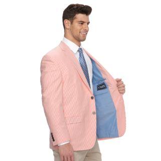 Men's Chaps Seersucker Classic-Fit Sport Coat