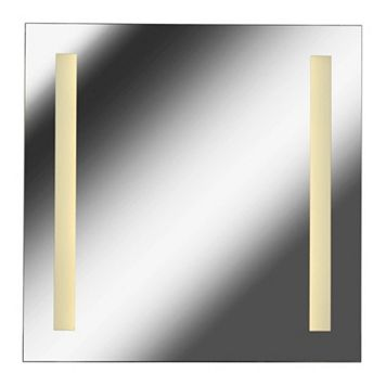 Kenroy Home Medium 2-Light LED Wall Mirror