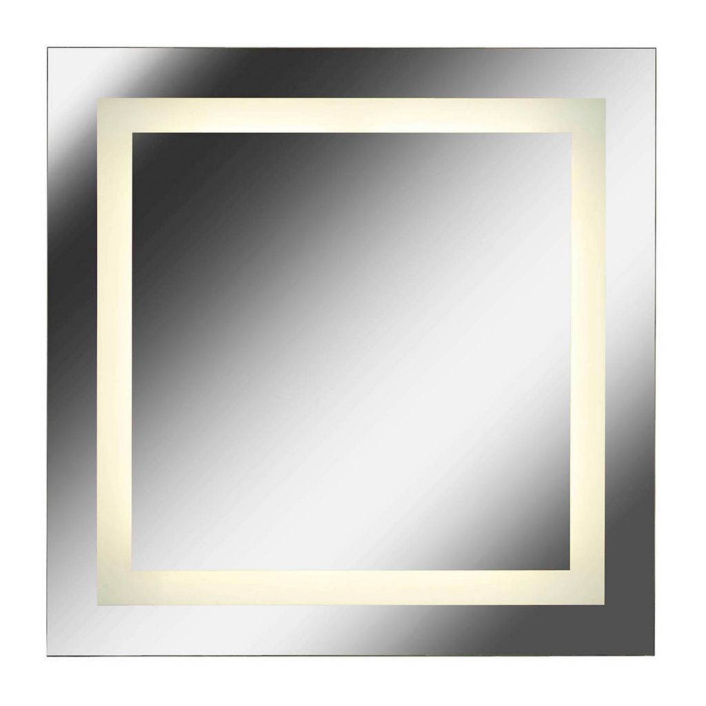 Kenroy Home 4-Light LED Wall Mirror