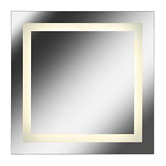 Kenroy Home 4-Light LED Wall Mirror