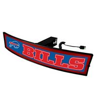 FANMATS Buffalo Bills Light Up Trailer Hitch Cover