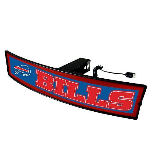 FANMATS Buffalo Bills Light Up Trailer Hitch Cover