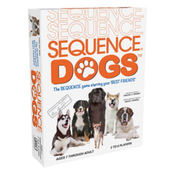 Sequence Dogs Game by Jax Ltd.