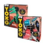 YOXO Rush Dino + Tech Robot Building Set