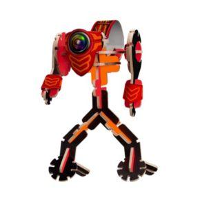 YOXO Rush Dino + Tech Robot Building Set