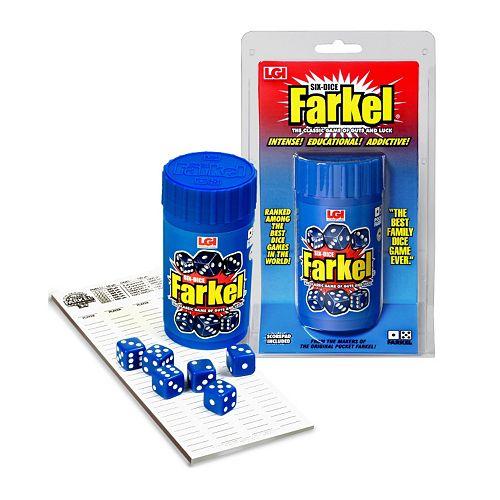 Six-Dice Farkel by Legendary Games