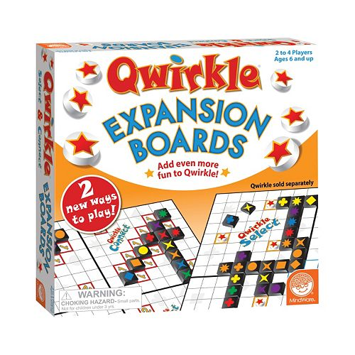 Qwirkle Expansion Boards by MindWave