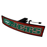 FANMATS New York Jets Light Up Trailer Hitch Cover