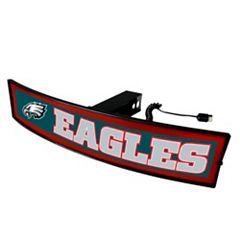 FANMATS Philadelphia Eagles Light Up Trailer Hitch Cover