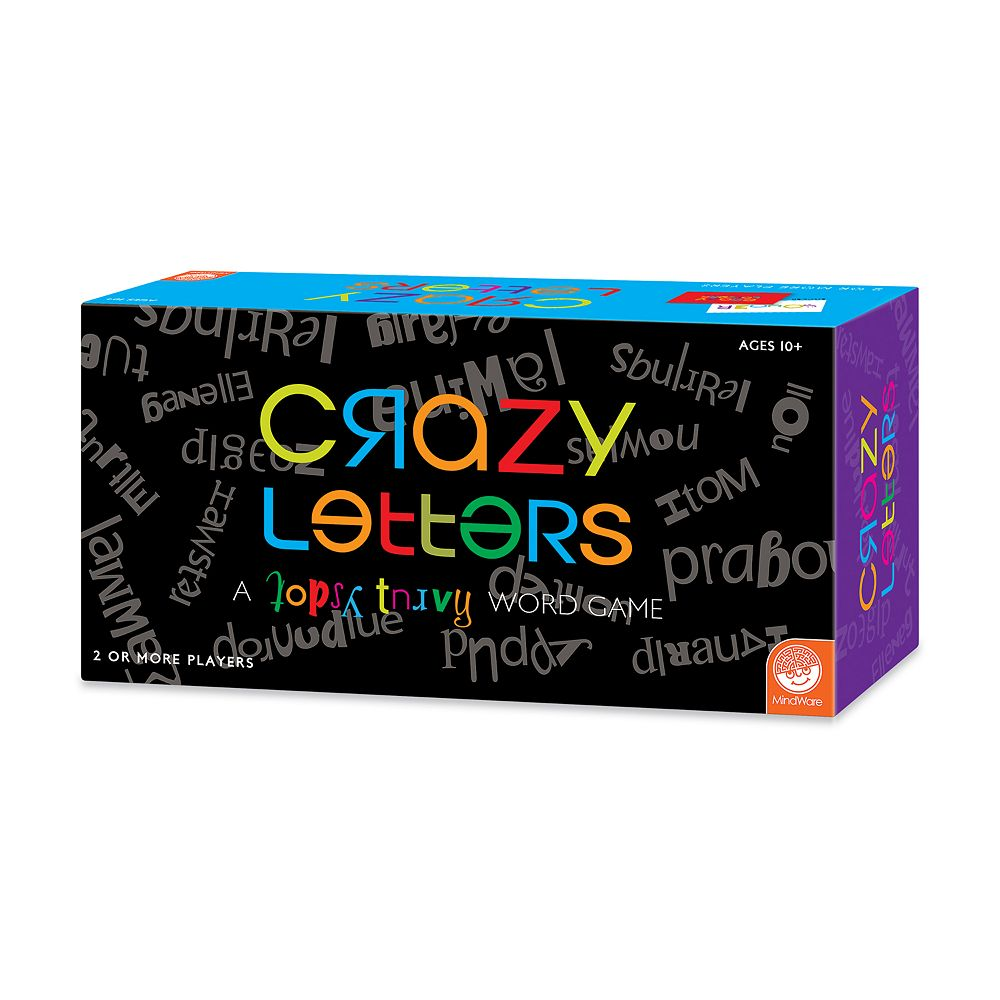 Crazy Letters Game by MindWave